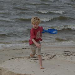 Silas@Beach