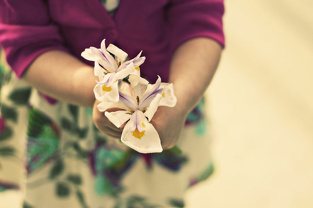 see dem flowers