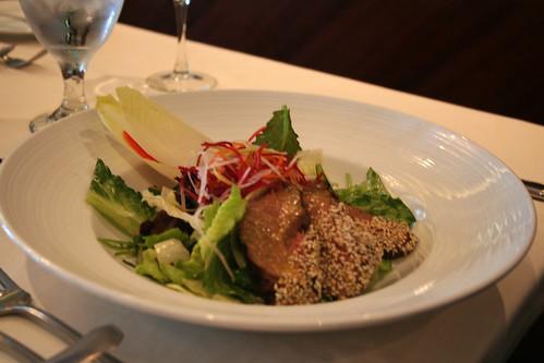 Carnival Spirit - Mongolian Steak Salad