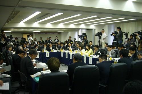 事業仕分け(WG-B)20100423