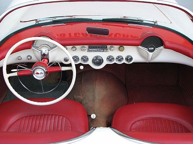 Chevrolet Corvette, 1954