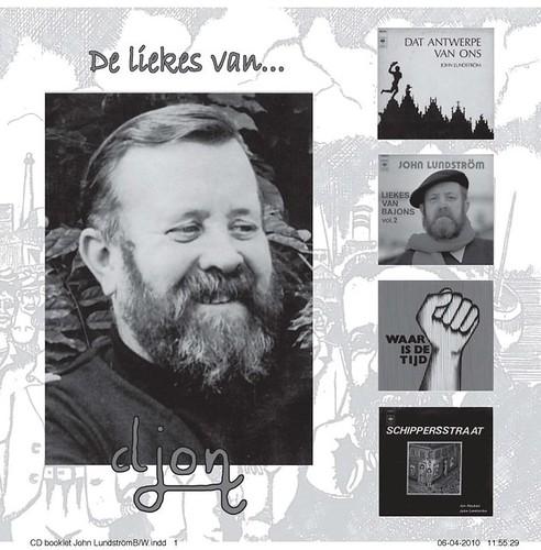 CD-hoes John Lundström