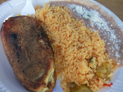Chile Rellenos from Los Potosinos