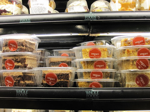 Whole Foods Vegan Desserts