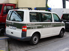 German Forces - Military Police (th.haul) Tags: military hamburg police german forces bundeswehr feldjäger
