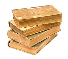 Old books (Skobrik) Tags: old brown white history classic vintage paper book ancient education pages antique library grunge text literature stack retro used study cover blank page learning knowledge aged rough wisdom past information heap isolated textured obsolete