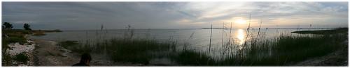 Trinity Bay Panorama