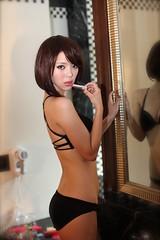 歡歡_2121 (^o^y) Tags: woman girl lady asian model taiwan showgirl sg taiwanese 美女 外拍 麻豆 比基尼 性感 辣妹 網拍 模特兒 美眉 女神 射手 旅拍 我猜 歡歡 趙小妍 l92833 趙妍歡