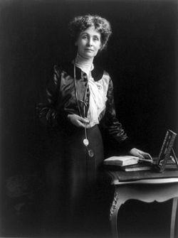 250px-Emmeline_Pankhurst2