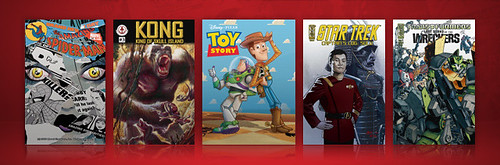 Comics Store Update 050510