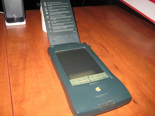 Apple Newton Vs Apple iPad