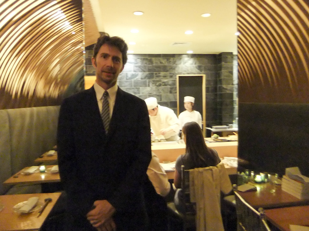 Trevor Corson, the Sushi Concierge