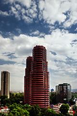 City (Anu@r.) Tags: city mxico buildings mexico twins edificios df polanco gemelas chapultepec residencialdelbosque