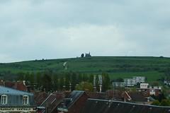 Panorama d'Eu,Normandie,France