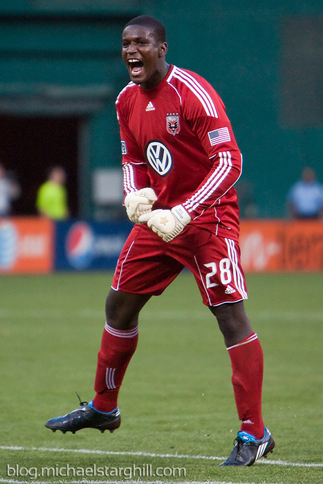 Bill Hamid DC United
