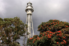 McCrae Lighthouse, Dromana, Mornington Peninsula, Victoria (Black Diamond Images) Tags: lighthouse heritage landmark victoria morningtonpeninsula portphillipbay bdi historiclighthouse australianlighthouses blackdiamondimages heritageregister victorianheritageregister mccraelighthouse dromanalighthouse dromanalight