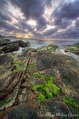 HDR Roque Negro V 2.0 (Dokuo) Tags: grancanaria atardecer playa puestadesol olas sigma1224 arucas baaderos d700 elpuertillo