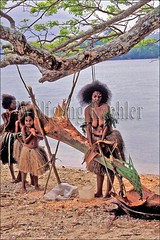 50028791 (wolfgangkaehler) Tags: people woman island islands women culture png papuanewguinea newguinea starch oceania localpeople sago melanesia sagopalm localwomen localwoman peopleworldwide starchproduction kwato kwatoisland kwatoislandpapuanewguinea kwatoislandpng
