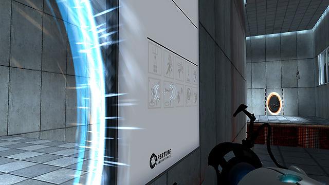Portal Sceenshot