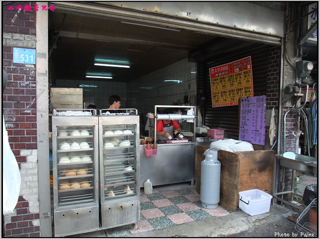 中壢市金陵路早餐