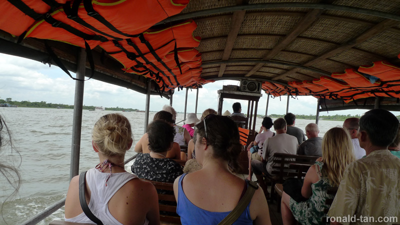 1 Day Cai Be & Vinh Long via the Mekong Delta Tour
