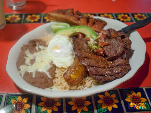 El Potro (Traditional Colombian Dish)