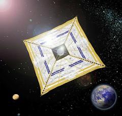 Vela solar Ikaros
