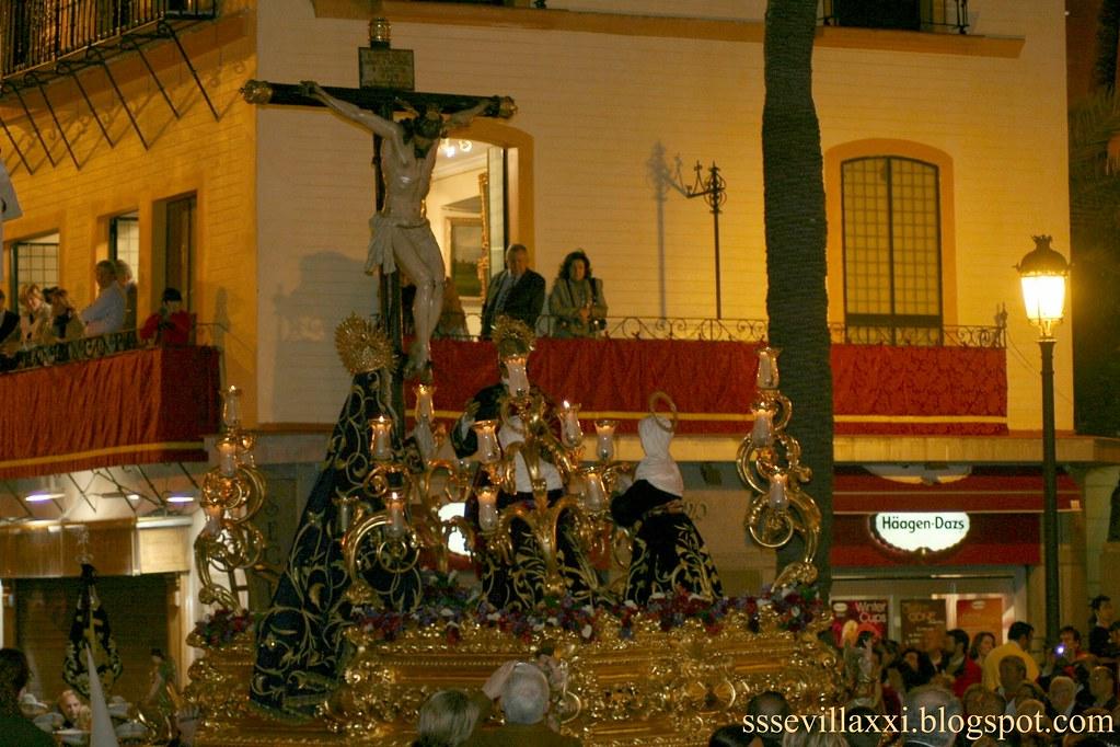 Santísimo Cristo de las Siete Palabras, Miércoles Santo 2010