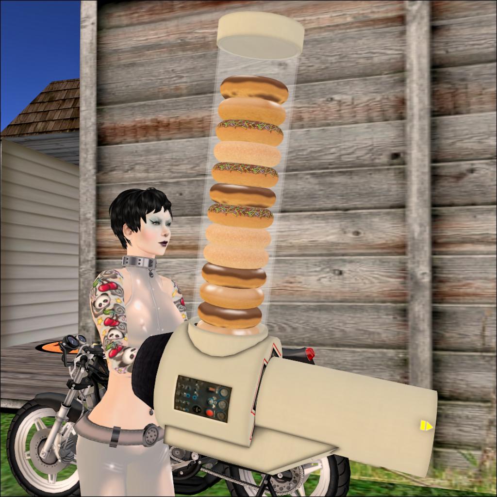 [S2] Donut War (Group Gift)