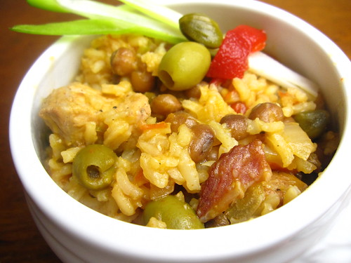 Arroz con Gandules (Rice with Pigeon Peas): A Puerto Rican Must-Eat ...