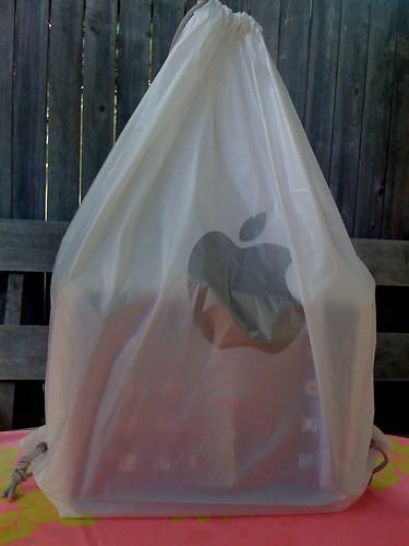 iPad from Kahala Apple Store