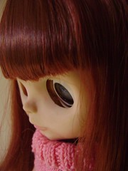 Blythe in Profile - My little flower