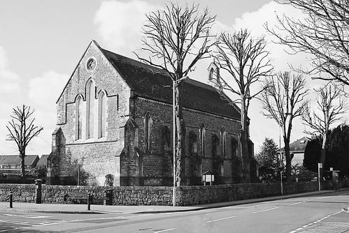 Church, Elson Rd, Gosport
