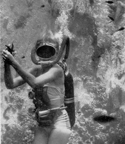 scaphandre cousteau