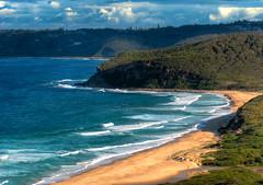 [フリー画像] 自然・風景, 海, ビーチ・砂浜, オーストラリア, 201005300500