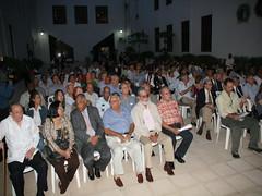 Público asistente al panel