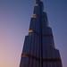 Burj Khalifah at dawn