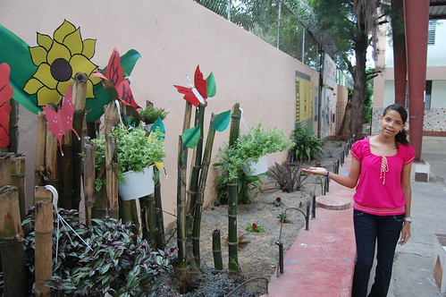 Nuevo jardin IPCAS