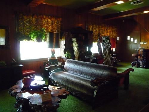 famous jungle room.