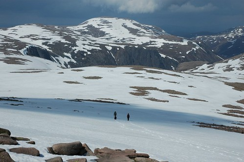 Heading toward Cairngorm