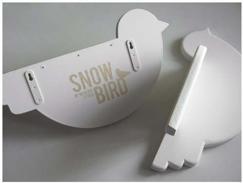Snow Bird Shelf
