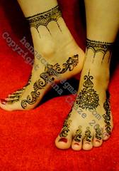 Bridal Henna: May 2010 (Henna Craze) Tags: wedd