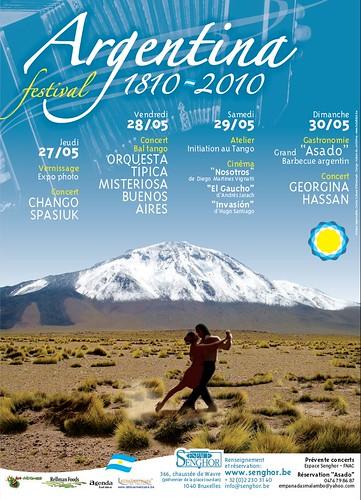 200 ans d'Argentine @ Senghor