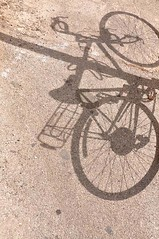 Shades of Shadows (Gali-Dana) Tags: shadow bicycle jerusalem shade      galidana