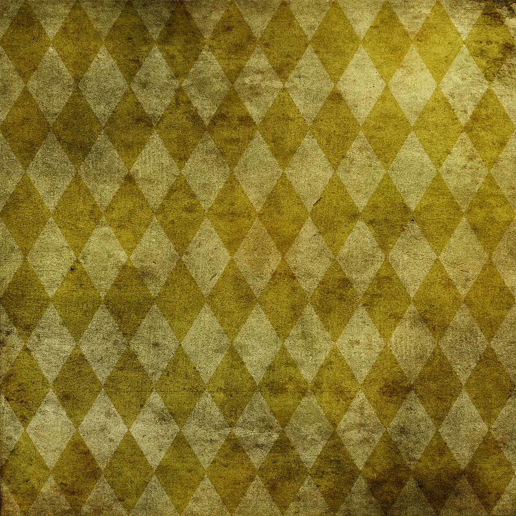 Background With Tecture Grunge Large Diamonds 3