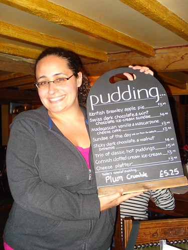 Pudding...or dessert?
