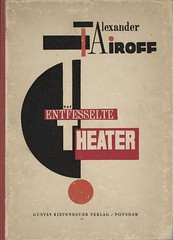 Das Entfesselte Theater (andreyefits) Tags: 1920s magazine cover soviet avantgarde constructivism ellissitzky