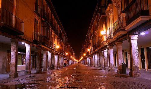 Calle mojada en Urbana y Arquitectura4642747514_6a72173471.jpg