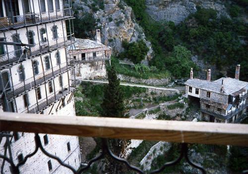 Simono Petra balcony