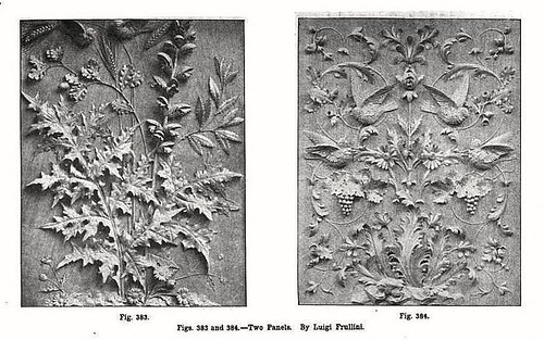 Wood Panels Acanthus